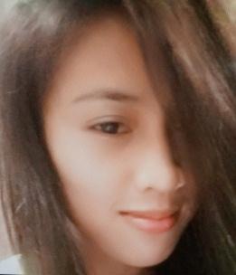 シンプルで優しいフィリピン女性20代