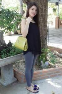 さっぱりとしたベトナム女性30代