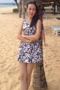 大人の色気を持っているベトナム女性20代
