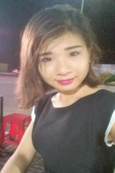 おっとり型のベトナム女性20代
