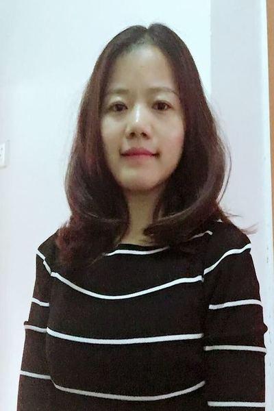 埼玉県に研修経験がある中国女性20代
