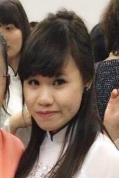 介護の仕事で頑張っている在日ベトナム女性20代