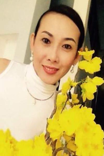 おしゃれなベトナム女性30代