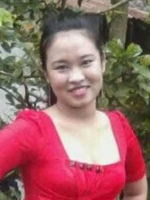 明るく元気なベトナム女性20代