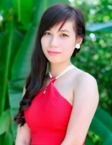 素直で可愛いベトナム女性20代