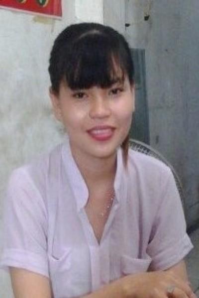 優しいベトナム女性20代