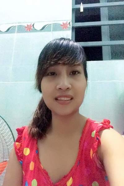 素直で素朴なベトナム女性20代