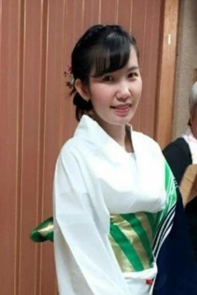日本が大好きなベトナム女性20代