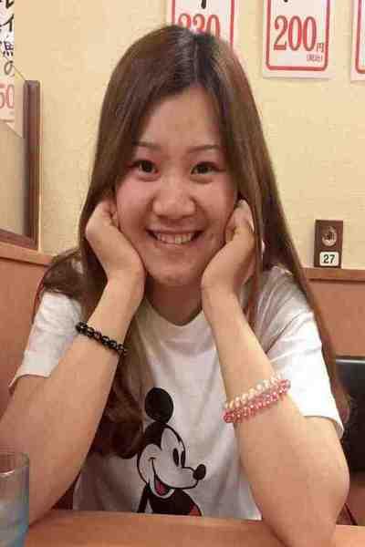 東京在中の可愛いベトナム女性20代