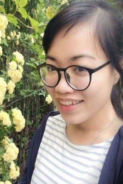 千葉県在中の素朴なベトナム女性20代