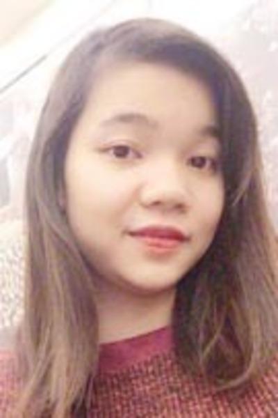 香川県在中元気いっぱいのベトナム女性20代