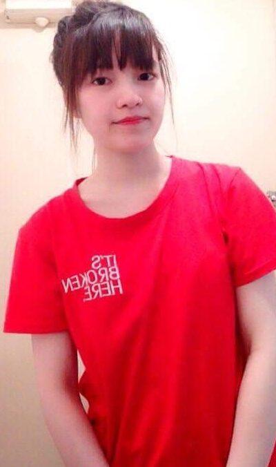 大阪在中の小柄で可愛いベトナム女性20代