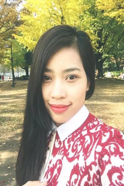 東京在中決断力のあるベトナム女性20代