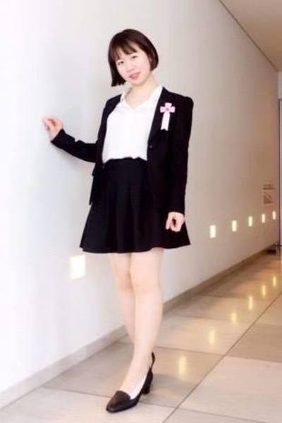 東京在中散歩が好きなベトナム女性20代