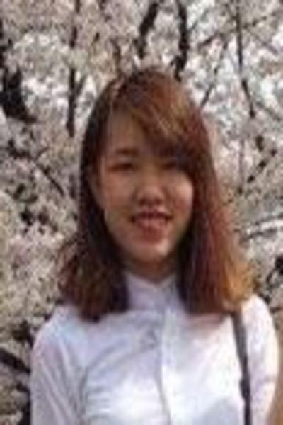 東京在中好奇心旺盛のベトナム女性20代