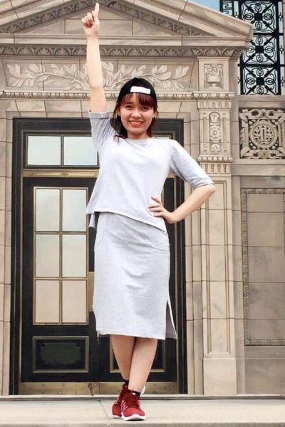 大阪在中プラス思考のベトナム女性20代