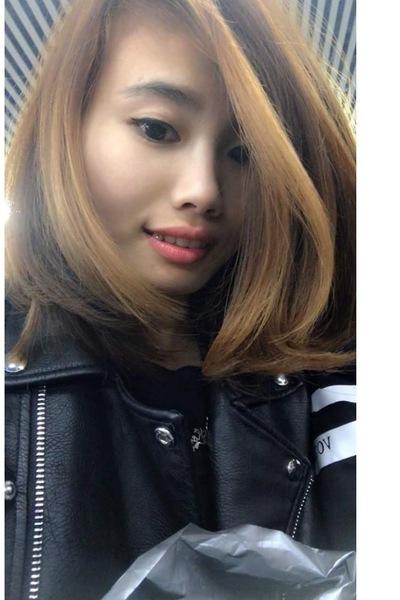 福岡県在中のおしゃれなベトナム女性20代