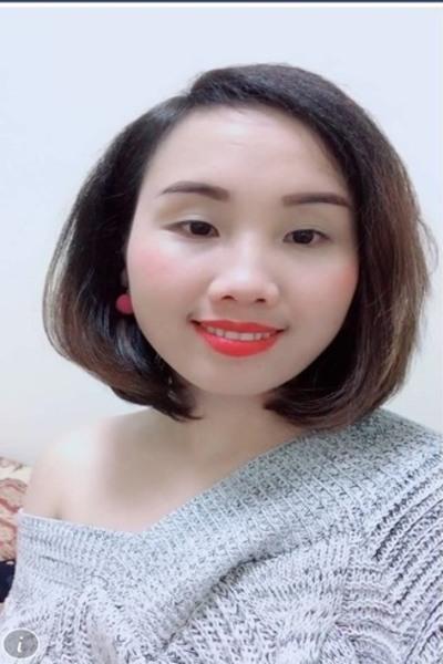 東京在中の前向きなベトナム女性20代