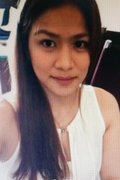 シンプルで飾らないフィリピン女性20代