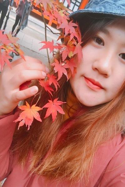 大阪在中の何事も前向きに向き合っているベトナム女性20代