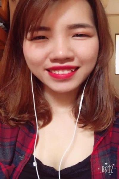 東京在中のしっかりとしたベトナム女性20代