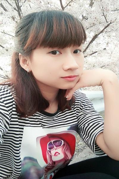 岡山県在中の頑張り屋のベトナム女性20代