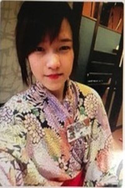大阪在中色白で可愛いい在日ベトナム女性20代