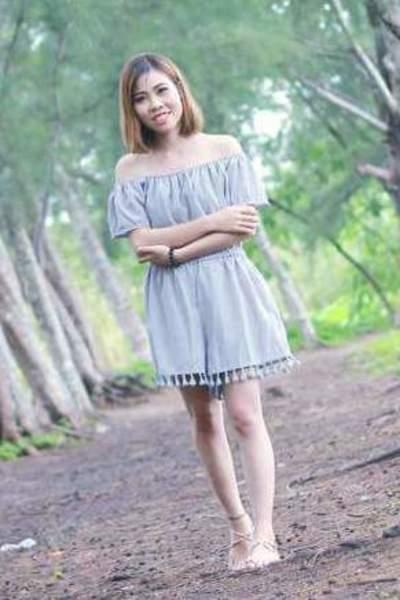 お洒落なベトナム女性20代
