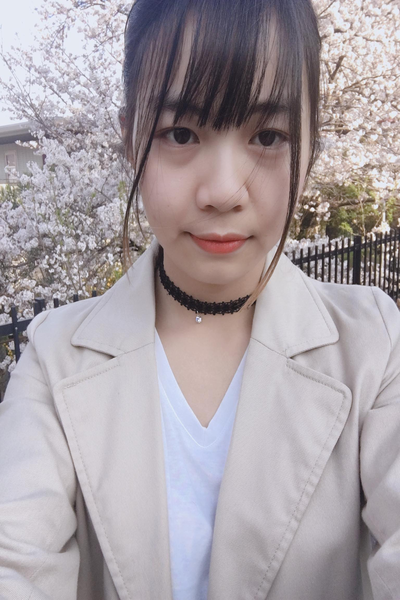 千葉県在中の夢は大きく持っていたいベトナム女性20代