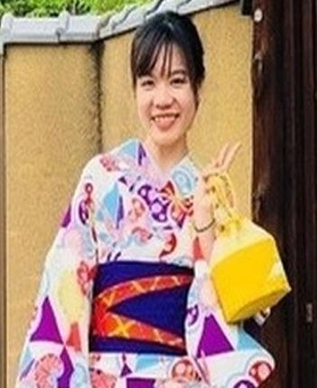 東京在中好奇心旺盛のベトナム女性30代