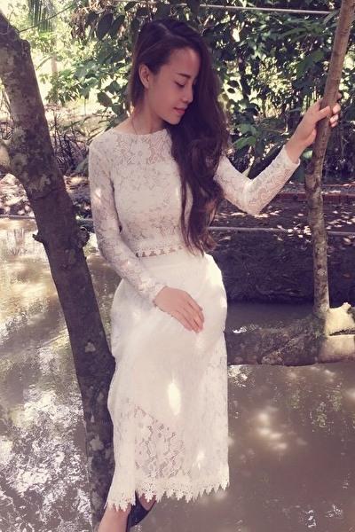 セクシーなベトナム女性20代