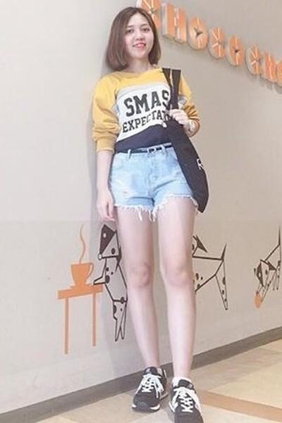 岡山県在中色白で可愛いベトナム女性20代