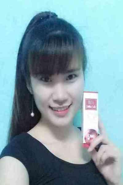 品格のある長身で素敵なベトナム女性20代