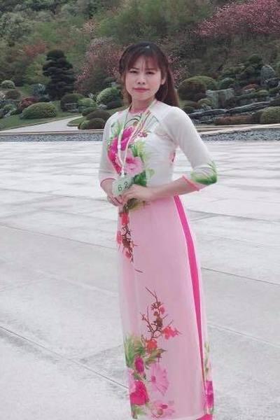 兵庫県在中の優しいベトナム女性20代