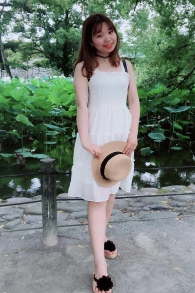 埼玉県在中のキュートなベトナム女性20代