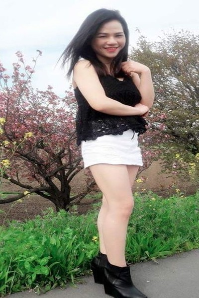 埼玉県在中の色白でお肌の綺麗なベトナム女性20代