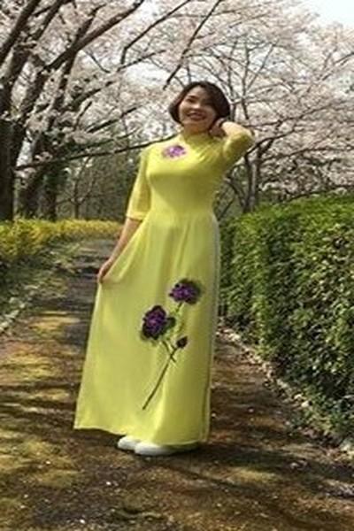静岡県在中の散歩が好きなベトナム女性20代