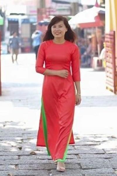 福島県在中のしっかりとしたベトナム女性30代