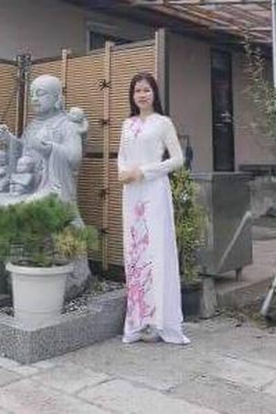 埼玉県在中のチャーミングな目をしたベトナム女性20代