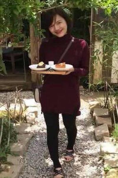 福岡県在中の高身長でスタイルの良いベトナム女性20代