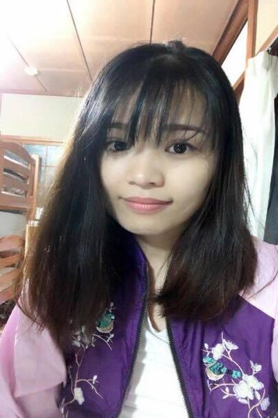 愛知県在中の日本語と英語が話せる頑張り屋のベトナム女性20代