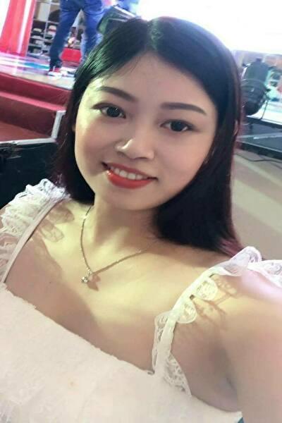 知的なベトナム女性30代