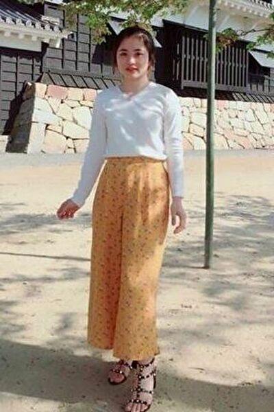 日本語勉強中のベトナム女性20代
