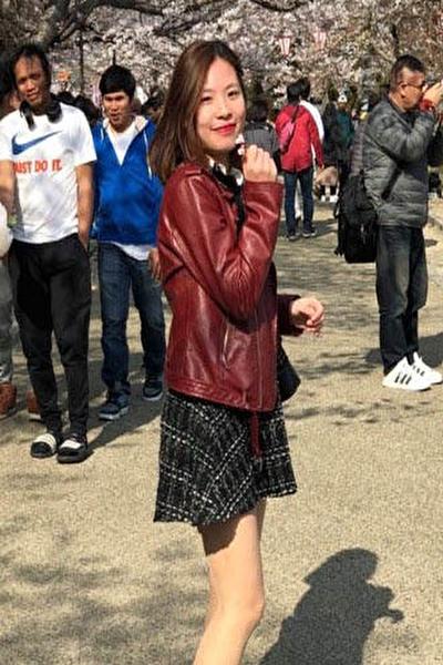 広島在中の何事にも前向きな考えを持っているベトナム女性20代