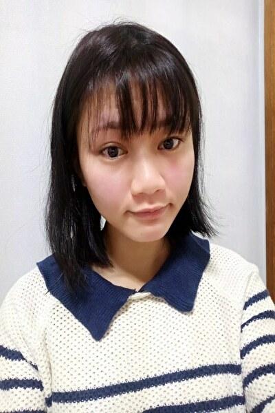 岡山県在中の爽やかで清潔感のあるベトナム女性20代