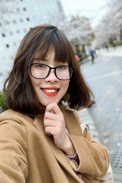 埼玉県在中のおおらかなベトナム女性20代