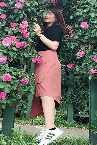 東京在中のおしゃれなベトナム女性20代