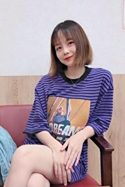 香川県在中の可愛いベトナム女性20代