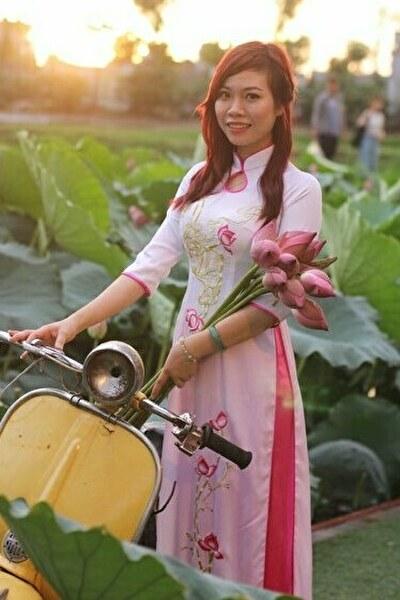 和歌山県在中のベトナム女性20代