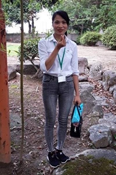 埼玉県在中の落ち着きのある大人のベトナム女性30代